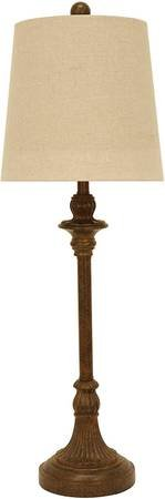 Decor Therapy TL17312 Table Lamp - New! in Joliet, Illinois