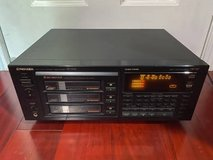 PIONEER PD-TM1 18 DISC MULTI PLAY COMPACT DISC PLAYER in Travis AFB, California