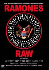 Ramones - Raw DVD in Naperville, Illinois