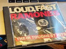 Loud, Fast Ramones CD - Their Toughest Hits in Naperville, Illinois
