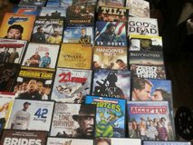 41 DVD Movies in Cleveland, Texas