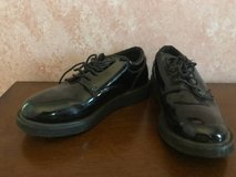 Men's Black Dress Shoes Size 7 in Moody AFB, Georgia