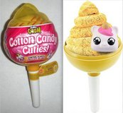 New! Oosh Cotton Candy Cuties - Lemon scented Slime w/slow rise Cutie in Orland Park, Illinois