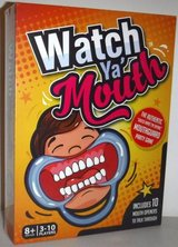 New! Watch Ya' Mouth - Hilarious Mouthguard Party Game ~Ages: 8+ in Orland Park, Illinois