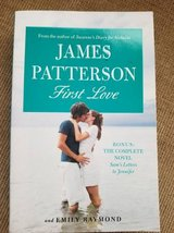 """James Patterson's """"First Love"""" and Sams Letters to Jennifer in Camp Pendleton, California"""