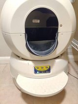 Litter Robot 2 automatic cat litter box w Lip Fence extender upgrade in Conroe, Texas
