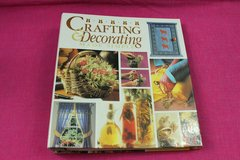 crafting & decorating made simple binder of instruction cards and patterns in Kingwood, Texas