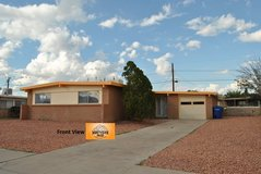 Cute 3 Bedroom Home close to Ft. Bliss! in El Paso, Texas