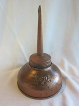 Oil Can Collection Thumb Pump VINTAGE in Plainfield, Illinois