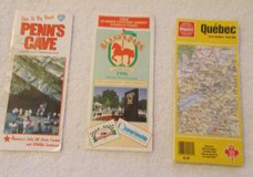 vintage quebec 95/96 map in Fort Campbell, Kentucky