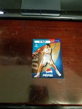 2 Upper Deck Basketball YAO MING Houston Rockets! Pepsi Promotional Basketball Cards! in Bellaire, Texas