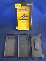 Otter Box Defender Series Samsung Galaxy Note 8 BOX USED in Naperville, Illinois