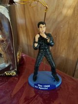 """Elvis Presley Ornament """"The 1968 TV Special"""" ! Without Box in Bellaire, Texas"""