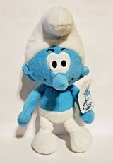 """SMURF PLUSH 8-1/2"""" (NEW) * THIS IS THE CUTEST LITTLE SMURF EVER! in Naperville, Illinois"""