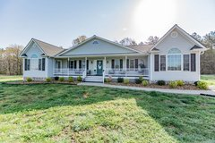 Amazing Rancher for Sale on 10.79 Acres!! in Fort Lee, Virginia