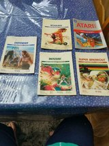 5 Vintage ATARI 2600 Video Game Instructions / Manuals! in Bellaire, Texas