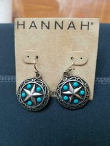 New Pretty HANNAH Southwestern Pierced Earrings! in Bellaire, Texas