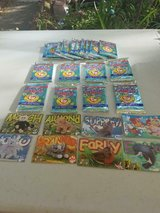 Large Lot of Ty Beanie Babies Collector Cards! Most are in New Condition. in Kingwood, Texas