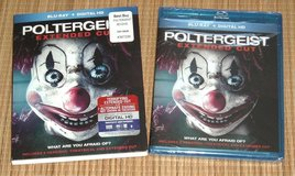 NEW Poltergeist Blu-Ray Extended Cut Edition w Slip Cover (Expired Digital HD) in Bolingbrook, Illinois