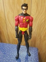 """11"""" Rare Poseable Batman's ROBIN Action Figure! Without Yellow Cape in Bellaire, Texas"""