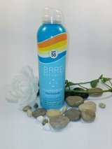 Bare Republic SF 50 Clearscreen invisible  sunscreen spray 6oz exp 10/23 (t=4) in Fort Campbell, Kentucky