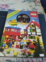 Vintage Children's LEGO Legoland Activity Book! Has Decals and Stickers. FUN in Kingwood, Texas