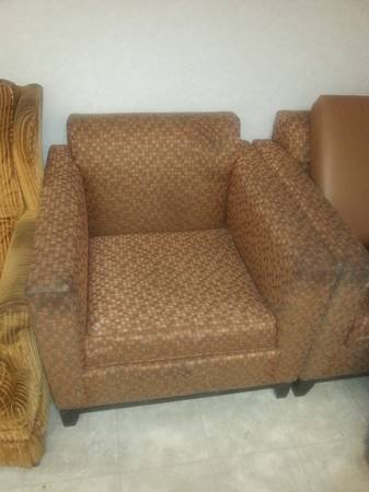 Nice Side By Side Theater Chairs (4 Avail.)