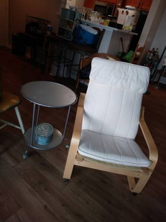 Bon Bent Maple Wood Back Saver Zero Gravity Chair Removable Pad | Furniture For  Sale On Travis AFB Bookoo!