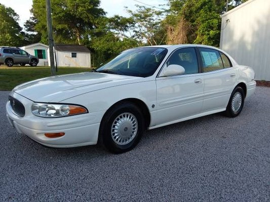Very Well Maintained Buick Lesabre Cold A C New Tires Clean
