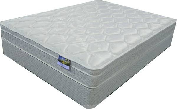 Brand New Queen Eurotop Mattress Furniture For Sale On Naperville Bookoo