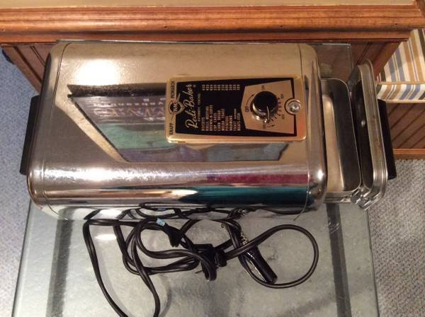 Vintage Electric Oven Household For Sale On Naperville Bookoo
