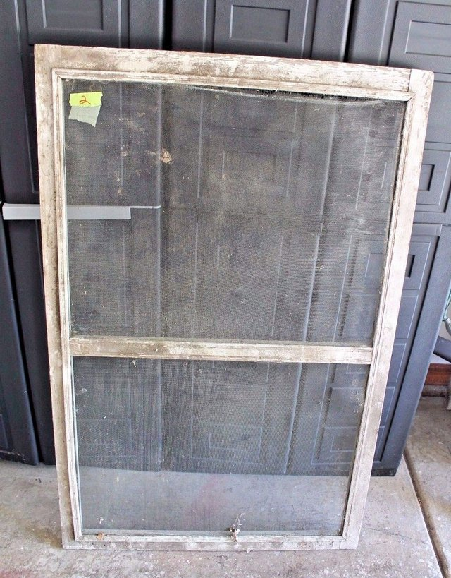 Garage Sales Joliet Il: Antique 1930s Central Illinois Farmhouse Shabby Decor