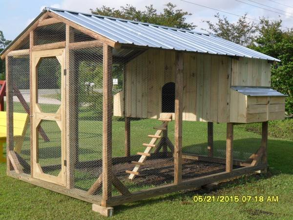 walk in chicken coop | Everything Else for sale on Lejeune ...